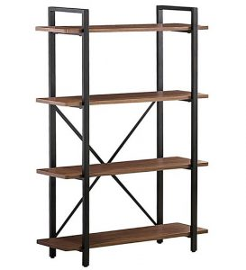 Beykoz Walnut Bookcase