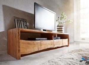 Ilıca Walnut TV Unit