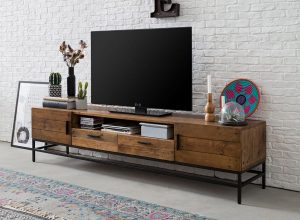 Avusor Chestnut TV Unit