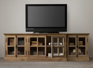 Didim Chestnut TV Unit