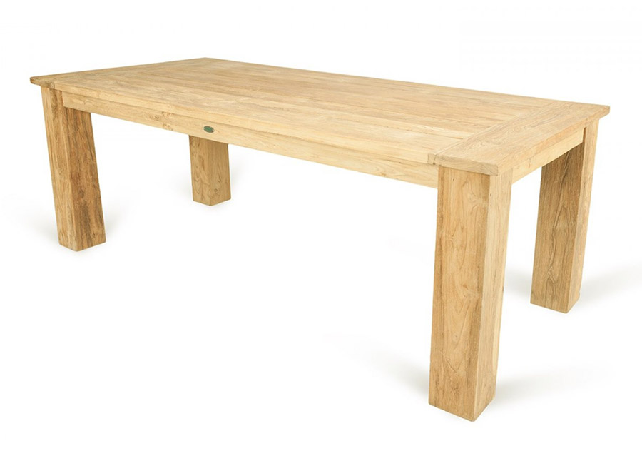 Tolhan Natural Wood Table